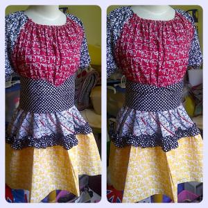 Bazaar dress #2